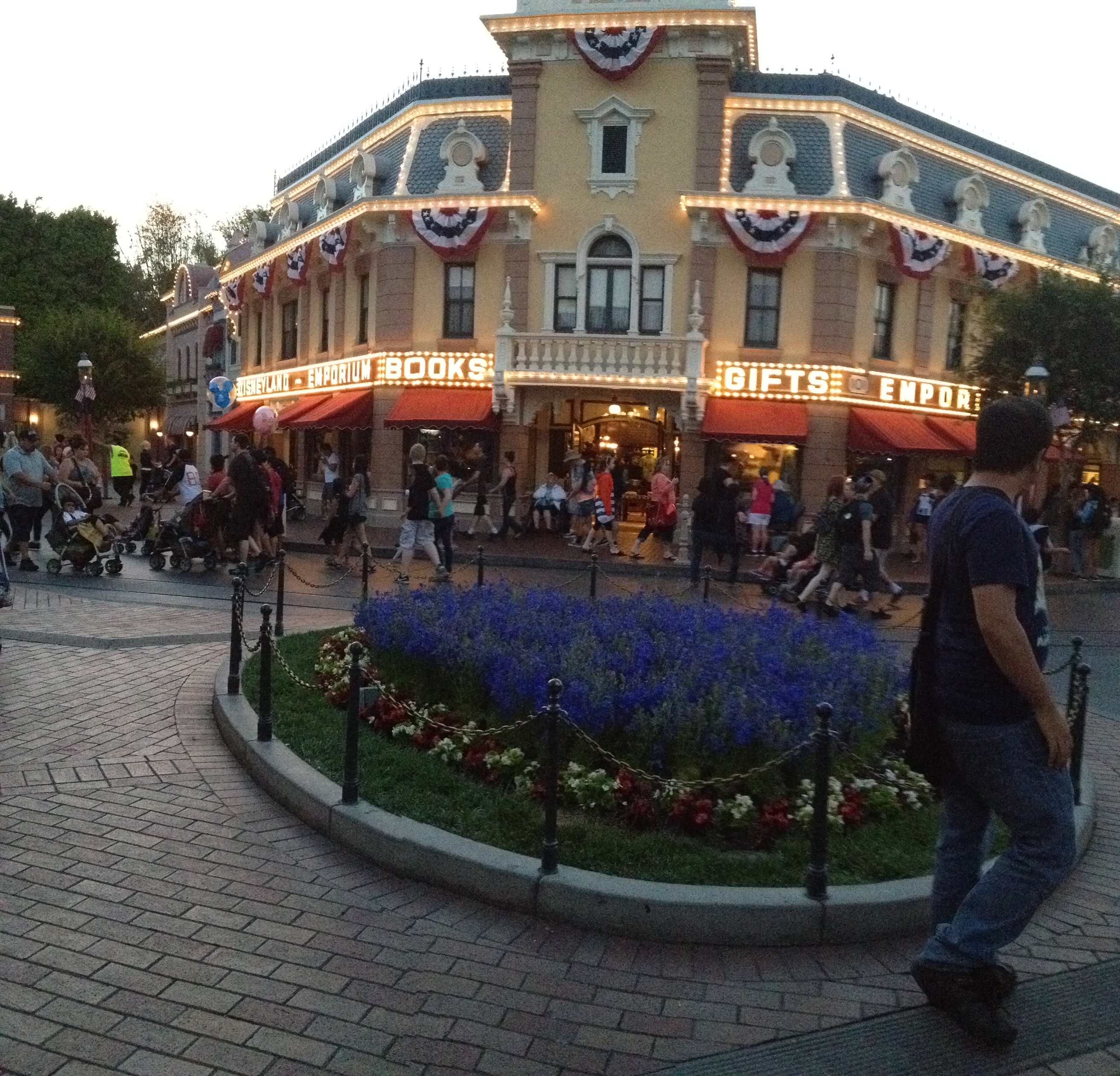 Main Street - Disneyland