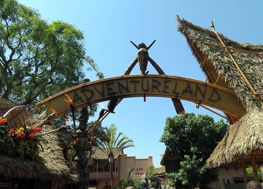 Adventureland - Disneyland - California